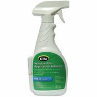 Gila Window Film Application & Cleaning Solution with Lint Free Cloth, 16 fl oz