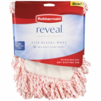 Rubbermaid Microfiber Reveal Dry Dusting Pad