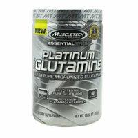 MuscleTech Platinum 100% Glutamine, Ultra-Pure Micronized Glutamine, 60-Day Supply, 10.65 oz (302g)