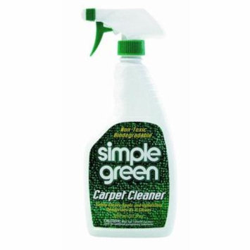 Simple Green Carpet Cleaner And Spot Remover