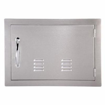 Sunstone Grills Classic Series Flush Single Access Horizontal Door with Vents