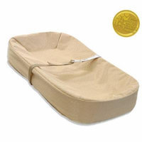 L.A. Baby 4 - Sided Changing Pad with Organic Cotton Layer