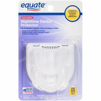 Equate Extra Comfort Nighttime Dental Protector, 2 count