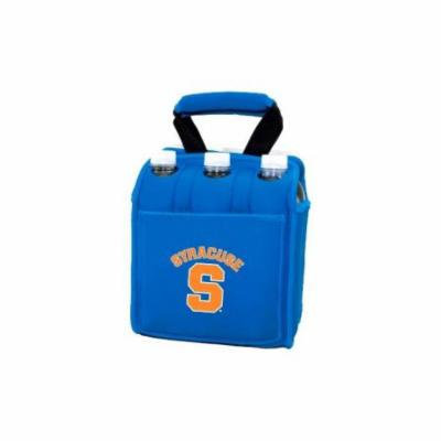 Six Pack Digital Print Tote in Blue - Syracuse University Orange