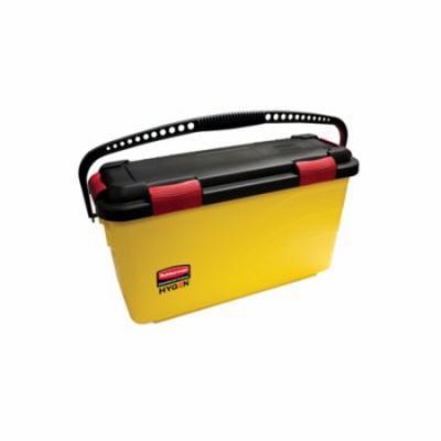 Microfiber Charging Buckets,Yellow RUBQ950