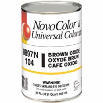 NOVOCLR II I - BROWN QT