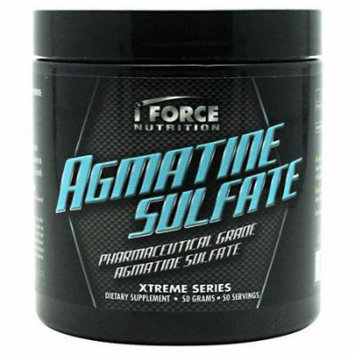 iForce Nutrition Agmatine Sulfate Mighty Milk Chocolate - 50 Servings