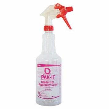 PAK-IT; Bottle,W/Trigger,32oz,Drd 586320004012