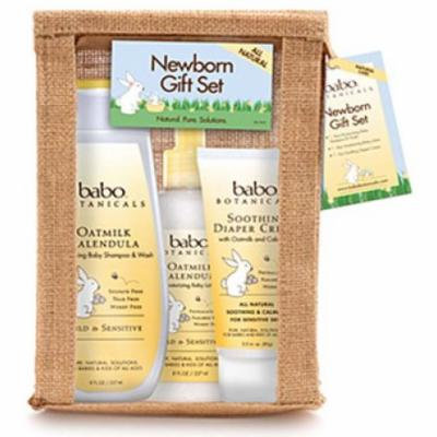 Newborn Gift Set Babo Botanicals 1 Kit
