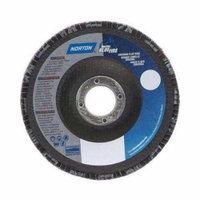 NORTON 66623399052 Flap Disc, 4 In x 80 Grit, 5/8