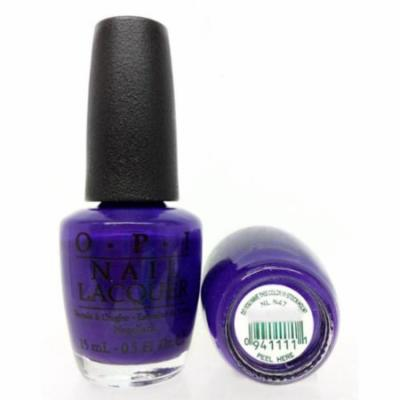 OPI Nail Polish Lacquer - Do You Have This Color in Stock-Holm - NL N47, 0.5 Fluid Ounce