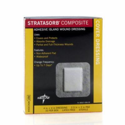 Stratasorb Composite Dressings,2.5