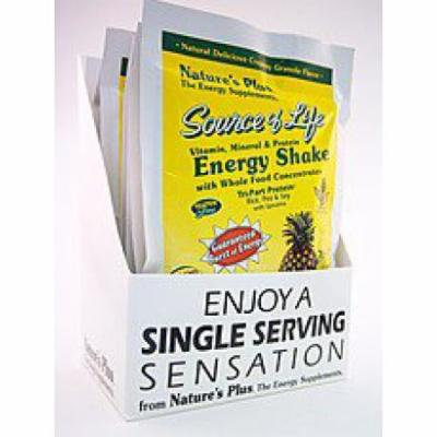 Source of Life Energy Shake Nature's Plus 8 Packet