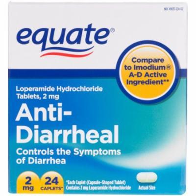 Equate Anti-Diarrheal Relief, 24ct