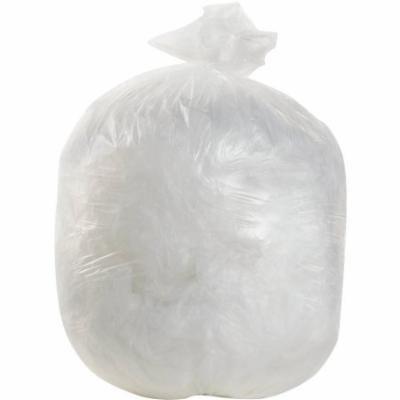 Boardwalk High-Density Natural Trash Trash Bags, 7 gal, 40 count