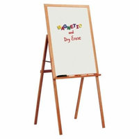 Balt Folding Adjustable Magnetic Board Easel