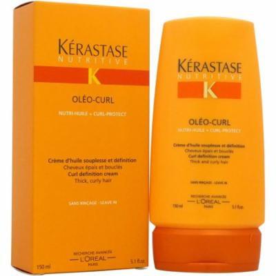 Kerastase Nutritive Oleo-Curl Definition Unisex Creme, 5.1 fl oz