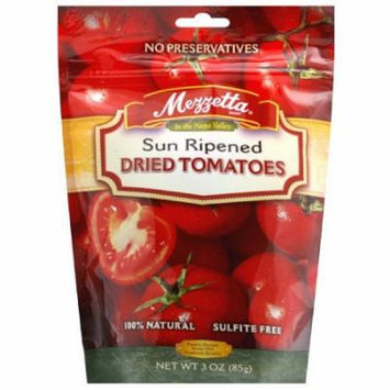 Mezzetta Sun Ripened Dried Tomatoes, 3 oz, (Pack of 12)