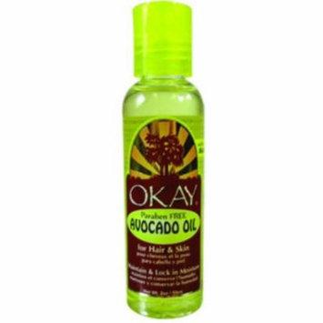 Okay Olive Oil for Hair & Skin, 2 oz