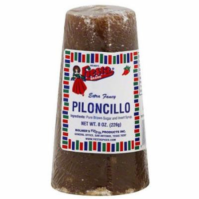 Bolner's Fiesta Brand Extra Fancy Piloncillo, 8 oz, (Pack of 12)