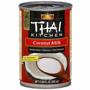 Thai Kitchen Coconut Milk, 13.66 oz (Pack of 12)