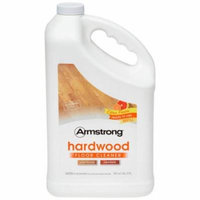 Armstrong Hardwood Citrus Fusion Floor Cleaner Refill, 128 fl oz