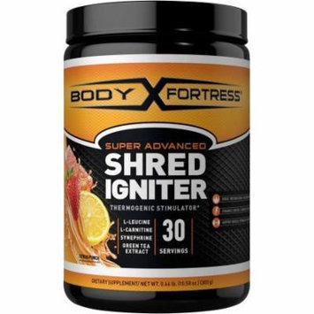 Body Fortress Shred-Abolic Igniter Strawberry Lemonade Dietary Supplement, .66 lb