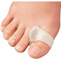 PolyGel(r) M2-Gel All Gel Toe Spreaders with Toe Loop, Medium, 2 count