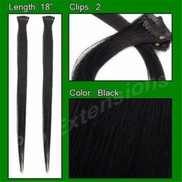 Bry Belly PRHL-2-1 - 2 PCS Black Highlight Streak Pack