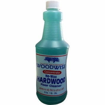Woodwise No-Wax Hardwood Floor Cleaner Concentrate - 32oz