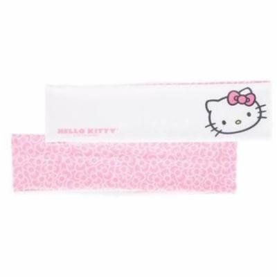 ***FAST TRACK*** Hello Kitty Sports Reversible Headband - White/Pink