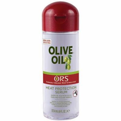 Organic Root Stimulator Olive Oil Heat Protection Serum, 6 fl oz
