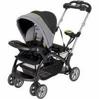Baby Trend Sit 'N Stand Ultra Single Stroller, Pistachio