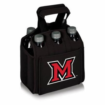 Picnic Time Collegiate Six Pack Beverage Tote