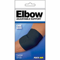Flex Aid Adjustable Elbow Support, One Size