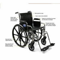 Medline's Durable Wheelchair