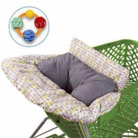 Summer Infant - Cushy Cart Cover with Teether