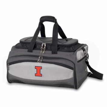 DDI 1480876 University of Illinois Buccaneer Grill Kit Case Of 2