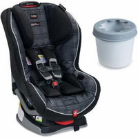 Britax - Boulevard G4 1 Convertible Car Seat with Cup Holder - Domino