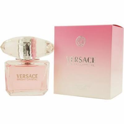 Versace Bright Crystal for Women Eau de Toilette Natural Spray, 1.7 fl oz