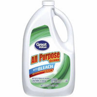 Great Value All Purpose Cleaner with Bleach, 64 fl oz