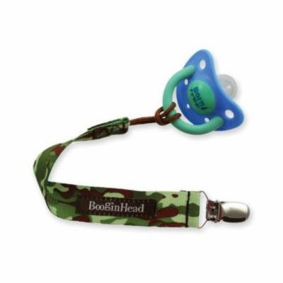 Booginhead PaciGrip Pacifier Holder - Camo