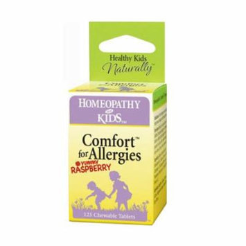 Herbs For Kids Comfort Chewable Tablets For Allergies - 125 Ea