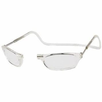 CliC Reading Glasses, Clear