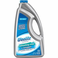 BISSELL Woolite Refreshing Mist + Oxy Carpet and Upholstery Cleaner, 64 oz