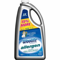 Woolite Allergen Carpet and Upholstery Cleaner, 74 oz