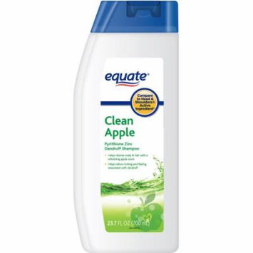 Equate Clean Apple Dandruff Shampoo, 23.7 fl oz