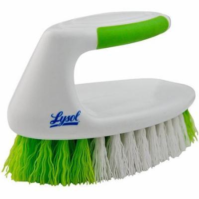 Lysol Iron Handle Scrub Brush