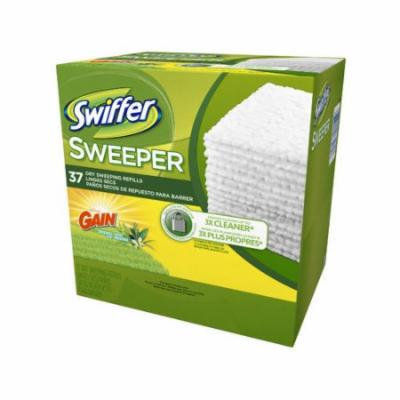 Procter & Gamble Commercial Dry Sweeping Refills with Gain Fresh Scent (Pack of 37)