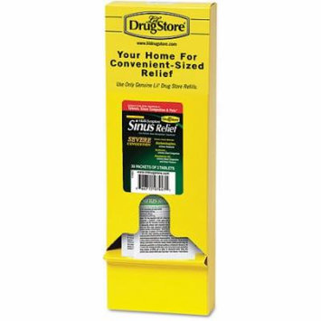 Lil' Drugstore Sinus Relief, 12 per Pack